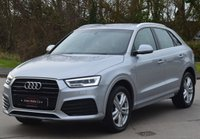 USED 2015 65 AUDI Q3 2.0 TDI QUATTRO S LINE 5d 182 BHP ** PART EXCHANGE WELCOME** **PCP FINANCE AVAILABLE**