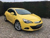 2013 VAUXHALL ASTRA 2.0 GTC SRI CDTI 3d 162 BHP £6995.00