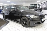 2007 BMW 3 SERIES 2.0 318D SE 4d 141 BHP £2675.00