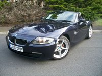 USED 2006 56 BMW Z4 2.0 Z4 SPORT ROADSTER 2d 148 BHP Beautiful Example Throughout, High Specification, JUST 40,000 Miles with Full Service History!!!