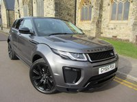 USED 2015 65 LAND ROVER RANGE ROVER EVOQUE 2.0 TD4 HSE DYNAMIC 5d 177 BHP ++ 2016 FACE LIFT MODEL ++