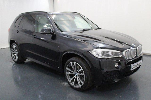 2014 64 BMW X5 3.0 XDRIVE40D M SPORT 5d AUTO 309 BHP 7SEATS