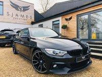 2015 BMW 4 SERIES 3.0 435D XDRIVE M SPORT 2d AUTO 309 BHP £22490.00