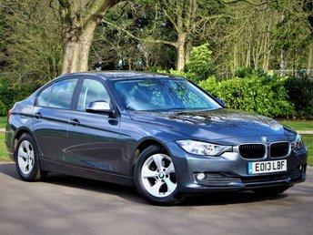 2013 BMW 3 SERIES 2.0 320D EFFICIENTDYNAMICS 4d AUTO 161 BHP £SOLD