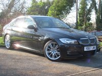 USED 2007 57 BMW 3 SERIES 3.0 325I M SPORT 4d AUTO  **FULL BMW SERVICE HISTORY**10 STAMPS**