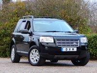 2009 LAND ROVER FREELANDER 2.2 TD4 XS 5d AUTO 159 BHP £8170.00