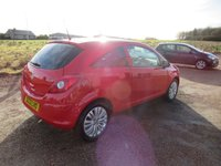 USED 2013 13 VAUXHALL CORSA 1.0 ENERGY ECOFLEX 3d 64 BHP PICTURES TO FOLLOW