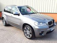 2013 BMW X5 3.0 XDRIVE30D M SPORT 5d AUTO 241 BHP £21995.00