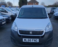 USED 2016 66 PEUGEOT PARTNER 1.6 BLUE HDI PROFESSIONAL L1 1d 100 BHP