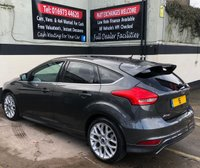 USED 2016 16 FORD FOCUS 1.5 ZETEC S TDCI 5DR 120 BHP, NAVIGATION, LOW RUNNING COSTS FREE ROAD TAX, CHEAP INSURANCE & GREAT FUEL ECONOMY