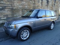 USED 2009 59 LAND ROVER RANGE ROVER 3.6 TDV8 VOGUE 5d 271 BHP