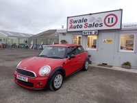 2010 MINI HATCH ONE 1.6 ONE 3 DOOR 98 BHP £5295.00