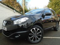 USED 2011 11 NISSAN QASHQAI 1.6 N-TEC 5d 117 BHP GUARANTEED TO BEAT ANY 'WE BUY ANY CAR' VALUATION ON YOUR PART EXCHANGE