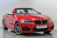 USED 2015 15 BMW 2 SERIES 3.0 M235I 2d AUTO 322 BHP
