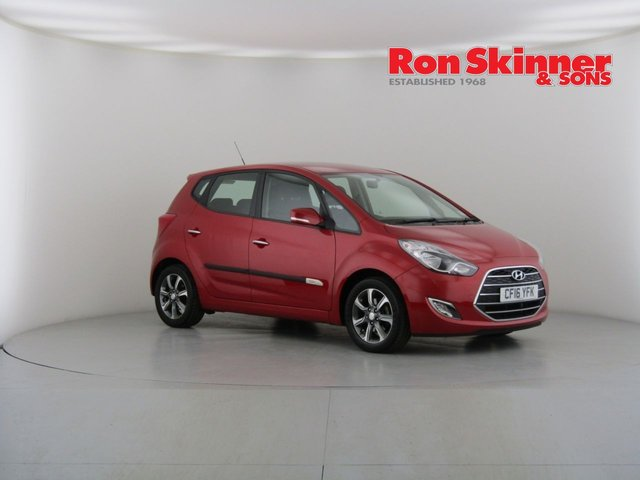 View our 2016 16 HYUNDAI IX20 1.4 SE BLUE DRIVE 5d 89 BHP