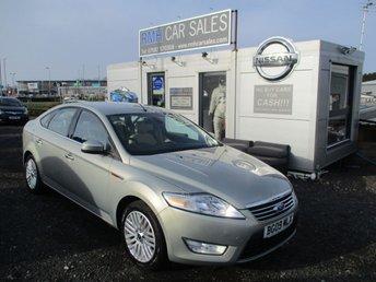 2009 FORD MONDEO 2.0 GHIA TDCI 5d AUTO 140 BHP £3695.00