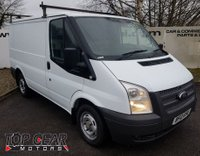 USED 2012 12 FORD TRANSIT 280 2.2 100 BHP SWB ECONETIC LR **85 VANS IN STOCK**