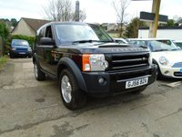 USED 2006 56 LAND ROVER DISCOVERY 2.7 3 TDV6 S 5d AUTO 188 BHP