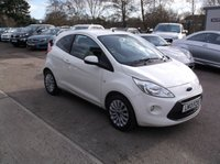 USED 2013 13 FORD KA 1.2 ZETEC 3d 69 BHP IDEAL 1ST CAR !!