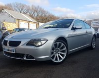 USED 2006 56 BMW 6 SERIES 3.0 630I SPORT 2d 255 BHP **P/X TO CLEAR**