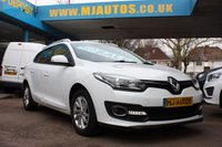 USED 2014 64 RENAULT MEGANE 1.5 EXPRESSION PLUS ENERGY DCI S/S 5dr 110 BHP DIESEL | ESTATE | ZERO ROAD TAX