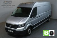 USED 2018 18 VOLKSWAGEN CRAFTER 2.0 CR35 TDI 140 BHP TRENDLINE LWB H/ROOF AIR CON EURO 6 VAN AIR CONDITIONING EURO 6