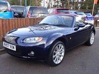 2007 MAZDA MX-5 2.0 SPORT 2dr, Dealer + 1 Owner £5295.00