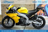 USED 2016 66 APRILIA RS4 125 - Low miles