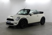 2012 MINI CONVERTIBLE 1.6 COOPER S 2d 184 BHP £SOLD