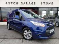 USED 2016 65 FORD TRANSIT CONNECT 1.6 200 LIMITED P/V 114 BHP **F/S/H * 1 OWNER * A/C** ** HEATED SEATS * A/C * FSH * 1 OWNER **