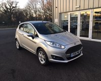 USED 2016 16 FORD FIESTA 1.0 ZETEC NAVIGATOR ECOBOOST (100ps) 3d THIS VEHICLE IS AT SITE 1 - TO VIEW CALL US ON 01903 892224