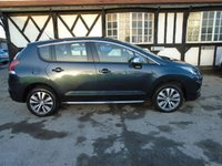 USED 2014 64 PEUGEOT 3008 1.6 E-HDI ACTIVE 5d AUTO 115 BHP