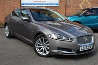 USED 2013 13 JAGUAR XF 2.2 D LUXURY 4d AUTO 200 BHP SAT NAV * REAR CAMERA *