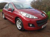 2011 PEUGEOT 207 1.6 HDI ENVY 5d 92 BHP £SOLD