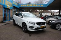 USED 2014 64 VOLVO XC60 2.0 D4 R-DESIGN 5dr 178 BHP **ZERO DEPOSIT FINANCE AVAILABLE** **APPLY ONLINE**