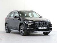 2016 BMW X1 2.0 SDRIVE18D XLINE 5d 148 BHP £15849.00