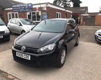 USED 2009 09 VOLKSWAGEN GOLF 1.4 S 3d 79 BHP