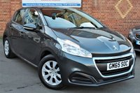 USED 2016 65 PEUGEOT 208 1.0 ACCESS A/C 5d 68 BHP * LOVELY LOW MILEAGE * £20 TAX