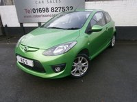 USED 2008 58 MAZDA 2 1.5 SPORT 3dr SPORTY 3dr HATCH