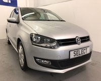 USED 2012 62 VOLKSWAGEN POLO 1.2 MATCH 5d 59 BHP