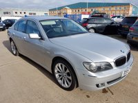 USED 2007 57 BMW 7 SERIES 3.0 730D SE 4d AUTO 228 BHP Full Service History | Satellite Navigation | Full Leather | Automatic | Bluetooth | Climate Control
