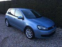 2010 VOLKSWAGEN GOLF 2.0 SE TDI 5d 138 BHP £6995.00