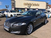 USED 2012 62 JAGUAR XF 2.2 D PREMIUM LUXURY 4d AUTO 190 BHP