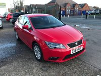 2013 SEAT LEON 1.2 TSI SE TECHNOLOGY 5d 105 BHP £SOLD