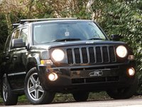 USED 2010 10 JEEP PATRIOT 2.0 LIMITED CRD 5d 139 BHP ONLY 63K LEATHER A/C VGC