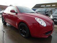2009 ALFA ROMEO MITO 1.4 LUSSO TB FULL LEATHER DRIVES A 1 £2995.00