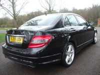 USED 2008 08 MERCEDES-BENZ C-CLASS 3.0 C320 CDI SPORT 4d AUTO 222 BHP FREE WARRANTY TOP OF THE RANGE HIGH SPEC  AUTOMATIC + CRUISE + HEATED LEATHER +SAT NAVIGATION + FREE WARRANTY + DELIVERY AVAILABLE