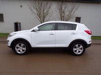 USED 2013 13 KIA SPORTAGE 2013 KIA SPORTAGE DIESEL 1.7 CRDI ISG 2 FULL LEATHER GLASS ROOF PART EXCHANGE AVAILABLE / ALL CARDS / FINANCE AVAILABLE