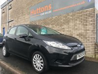USED 2009 09 FORD FIESTA 1.4 STYLE PLUS TDCI 5d 68 BHP