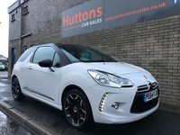 2014 CITROEN DS3 1.6 E-HDI DSTYLE PLUS 3d 90 BHP £5495.00